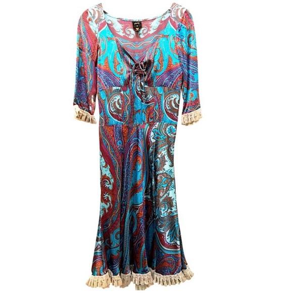 Plenty by Tracy Reese Dresses & Skirts - Plenty silk dress
